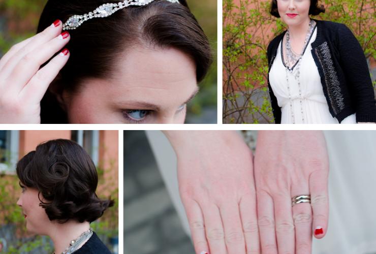 1920 tals kläder, hår och naglar – SBCA 2015