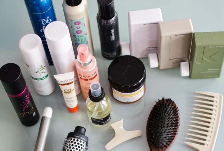 2014 Bästa hårprodukter