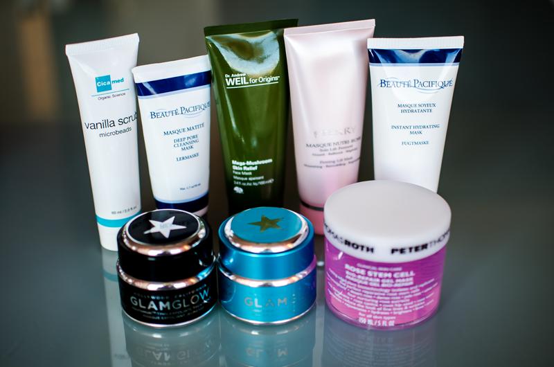Lista på 2014 års bästa ansiktsmasker