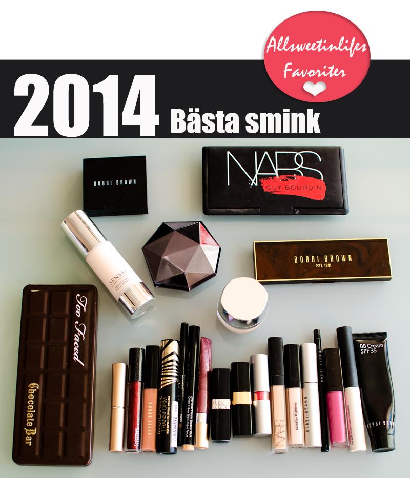2014 års Bästa smink listas
