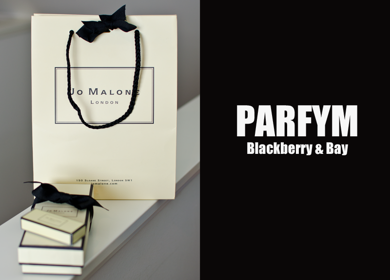 Jo Malone blackberry & bay parfym