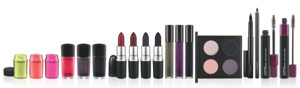 Mac Punk Couture line up