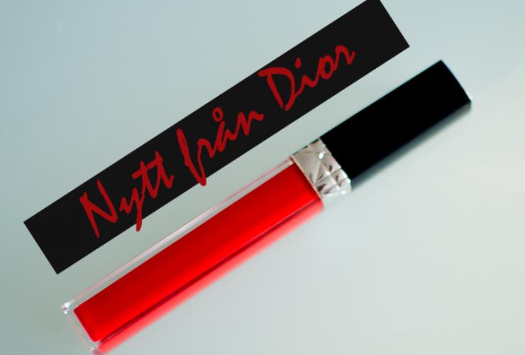 Rouge Dior Brillant – 999