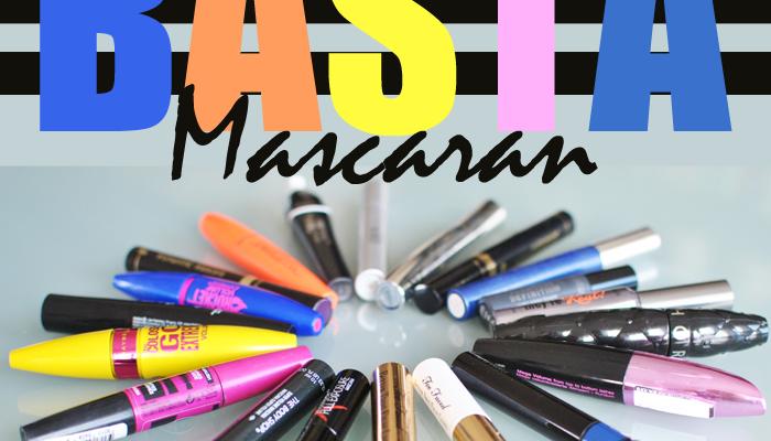 Test av 30 Mascaror. Vilken ger bäst resultat. Här kan du se bilder på sminkningar med alla Mascaror sida vid sida