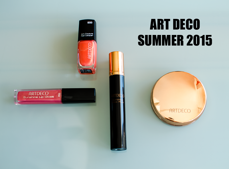 art deco summer collection 2015