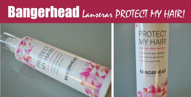 Bangerheads värmeskydd Protect My Hair