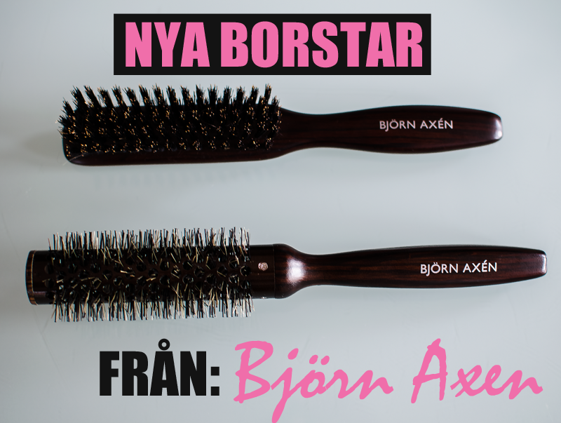 björn axen mable wood brushes
