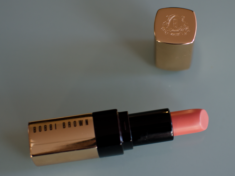 Bobbi Brown luxe lip color pink sand