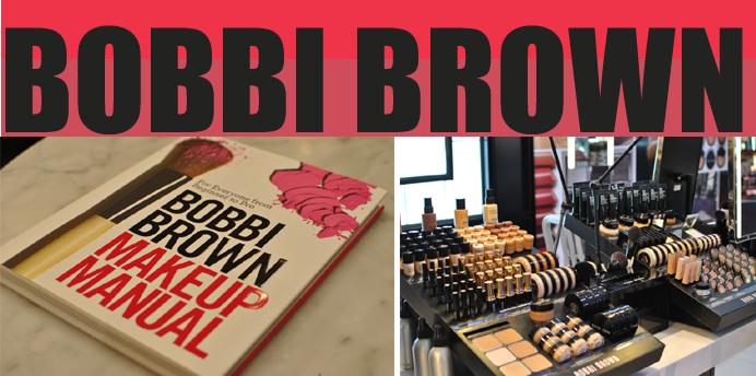Pressvisning för Bobbi Brown våren 2014