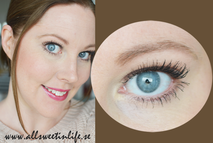 Sminkning med Bobbi Brown Smokey Eye Mascara