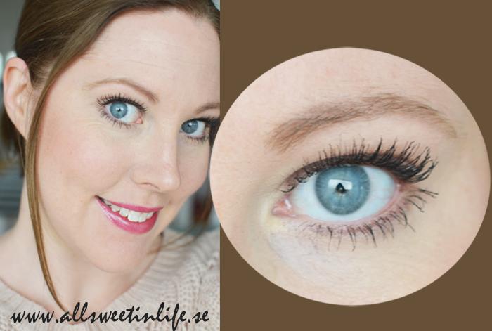 Sminkning med Bobbi Brown Smokey Eye Mascara
