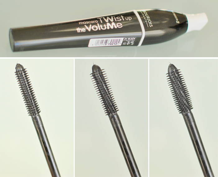 Bild på bourjois twist up the volume mascara