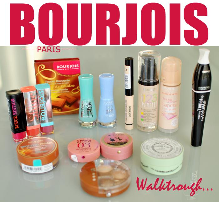 Genomgång av märket Bourjois
