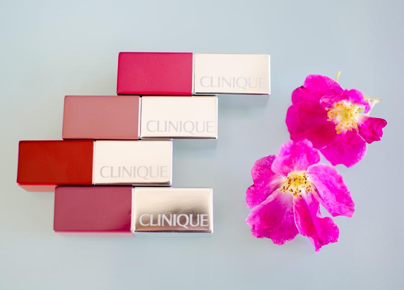 Clinique Color Pop Lipstick close up
