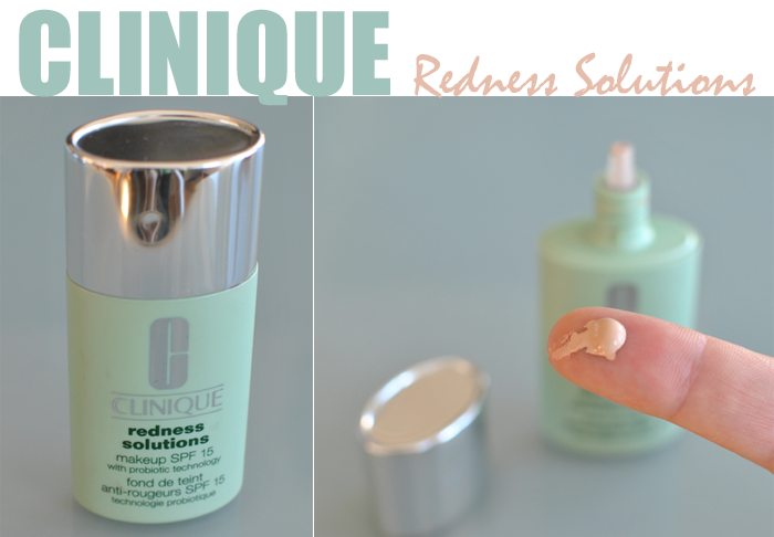 Recension på Clinique Redness Solution foundation