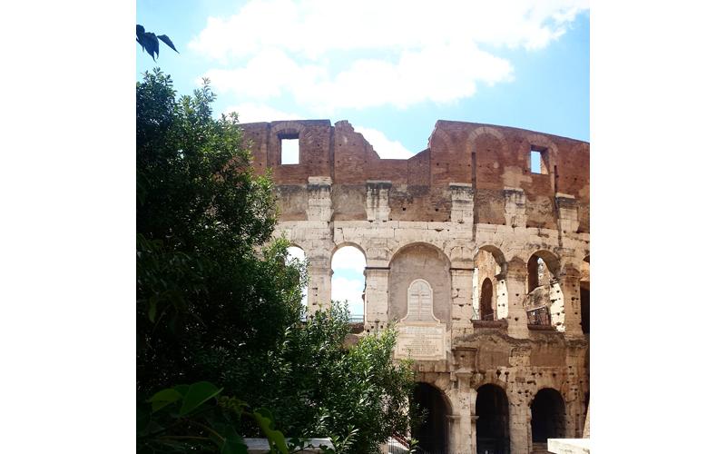 Hemma från en romantisk resa till Rom samt fråga till er.