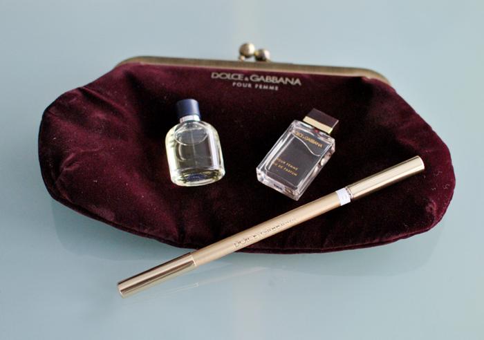 Sephora Beauty Insider gift från Dolce & Gabbana