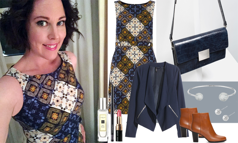 dorothy perkins Patchwork Pinny Dress - how to wear it