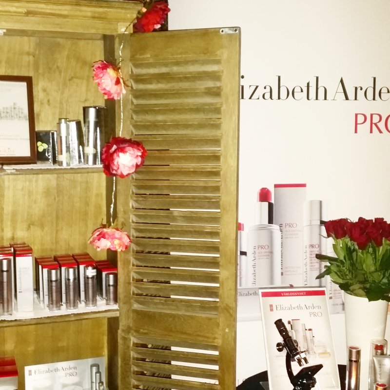 Elizabeth Arden Pro på Sparadiset