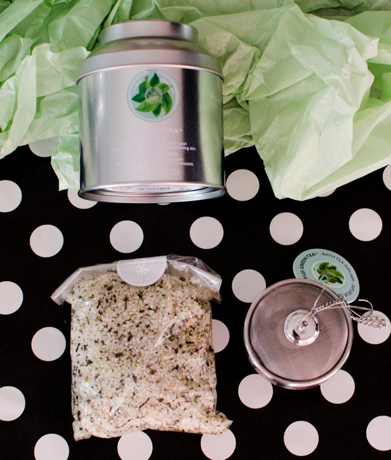 Fuji Green Tea Bath Infuser