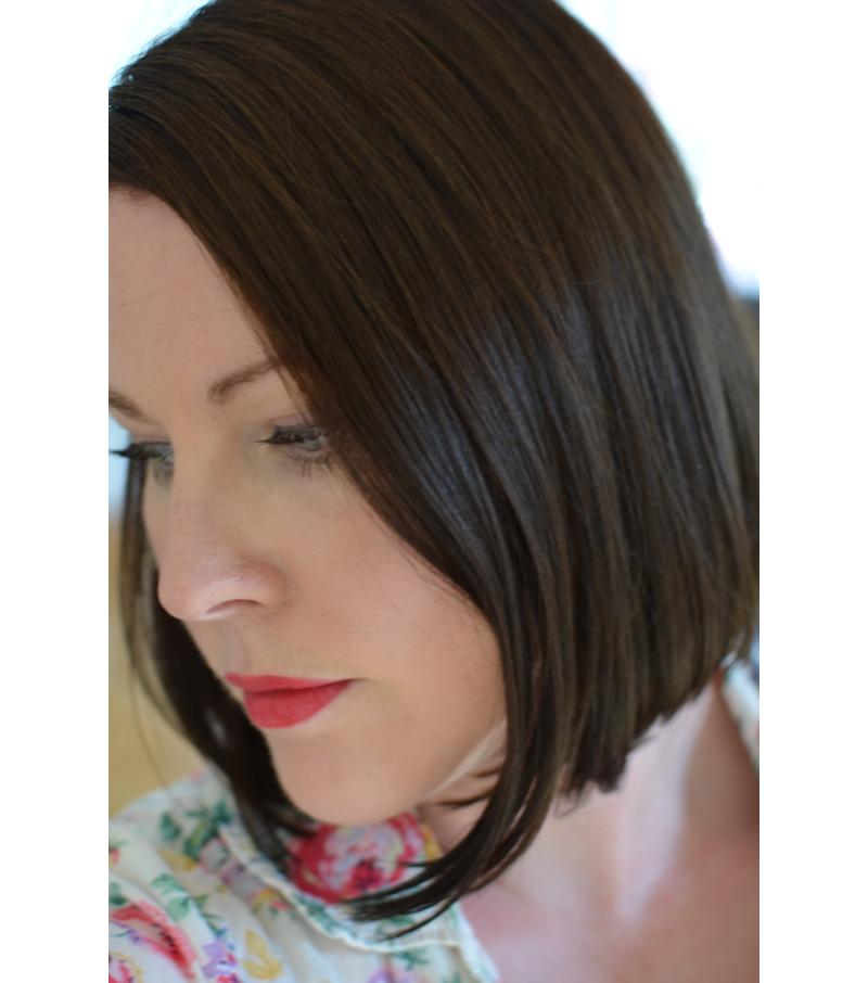Kort hår page