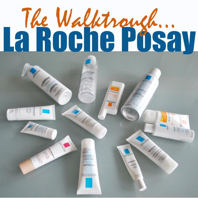 Genomgång av märket La Roche Posay