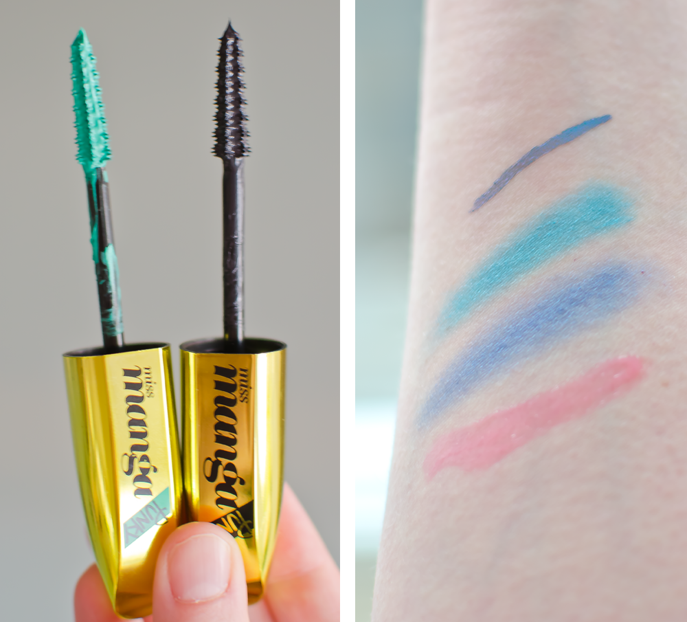 Loreal Summer Collection 2015 Swatches