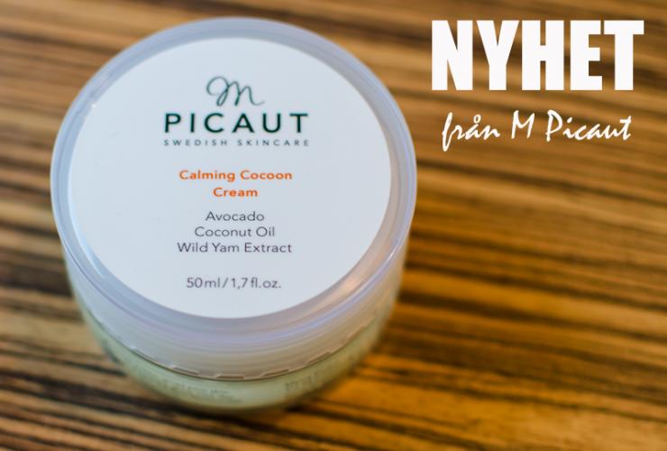M Picaut – Calming Cocoon Cream