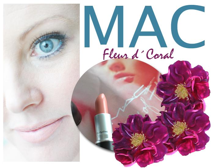 Läppstiftet Fleur d´Coral från Fantasy of Flowers kollektionen