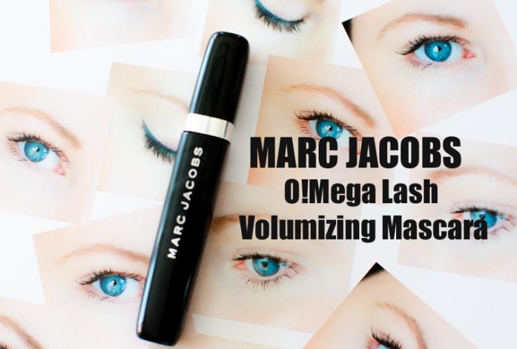 Marc Jacobs O! Mega Lash Volumizing Mascara – Recension