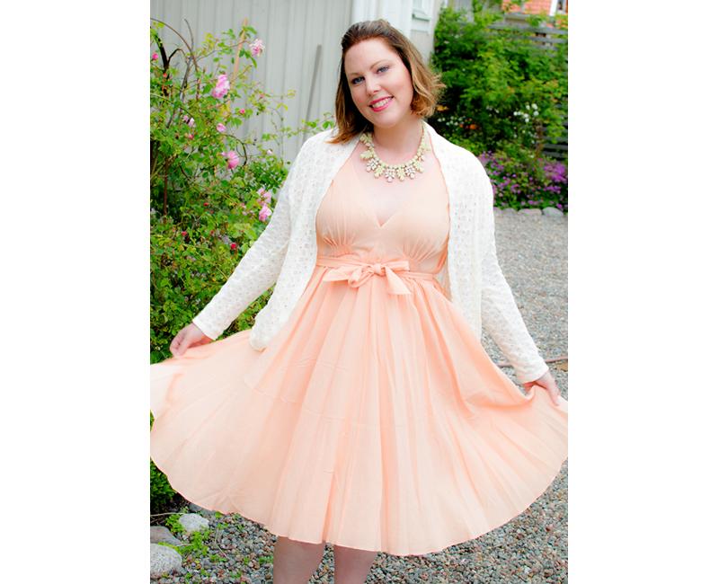 Midsommarafton - klänning