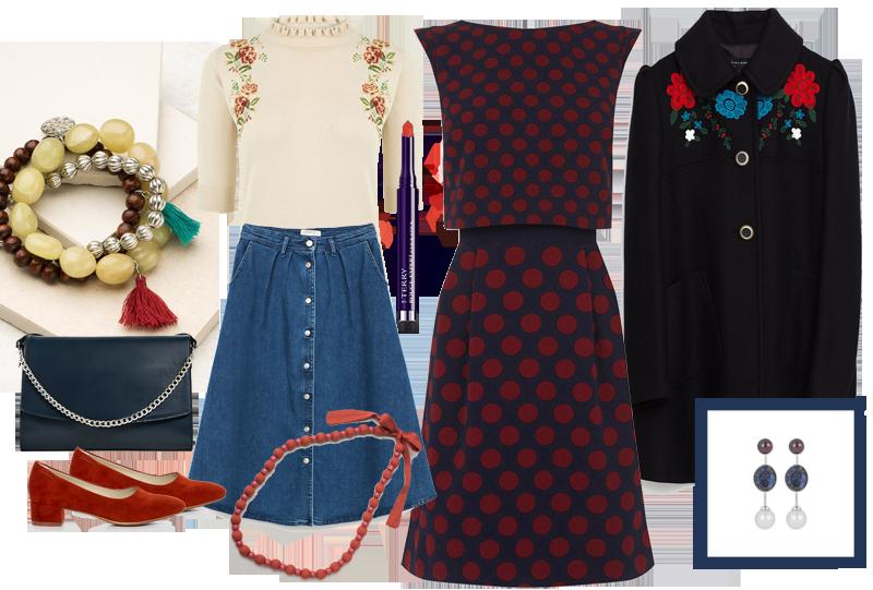 Mode måsten för hösten 2016