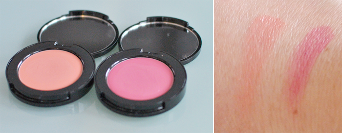 Bobbi Brown blusher swatch
