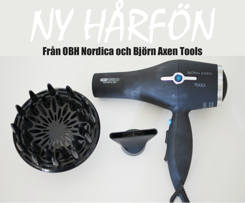 Björn Axen Tools Hårfön AC2000