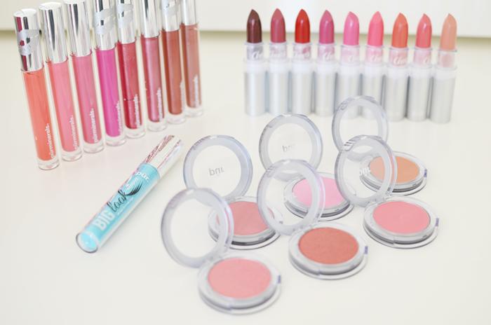 Bild på de produkter ifrån Pür Minerals som släpps nu under våren-sommare-hösten 2014