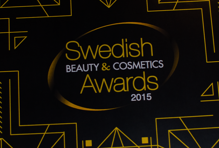 Swedish Beauty and Cosmetic Awards – SBCA 2015