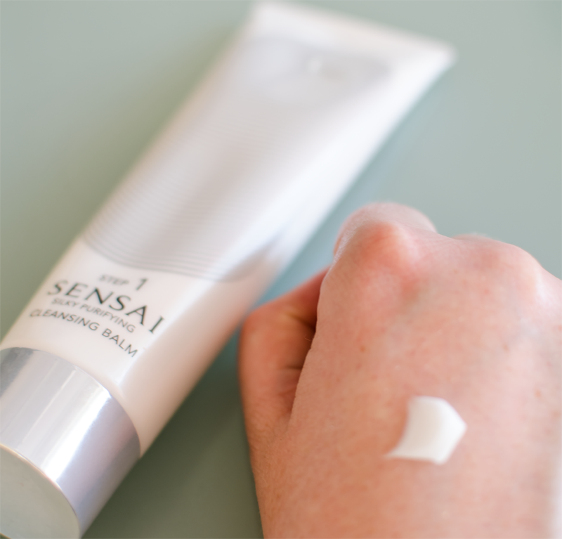 Test av Sensai Silky Purifying Cleansing Balm