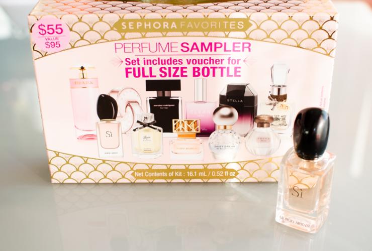 Parfym kit från Sephora