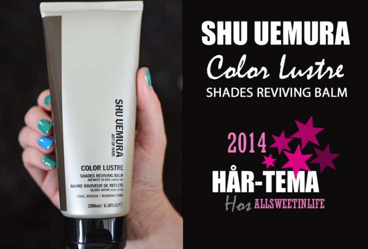 Shu Uemura Color Lustre Cool Brown, Recension och bilder