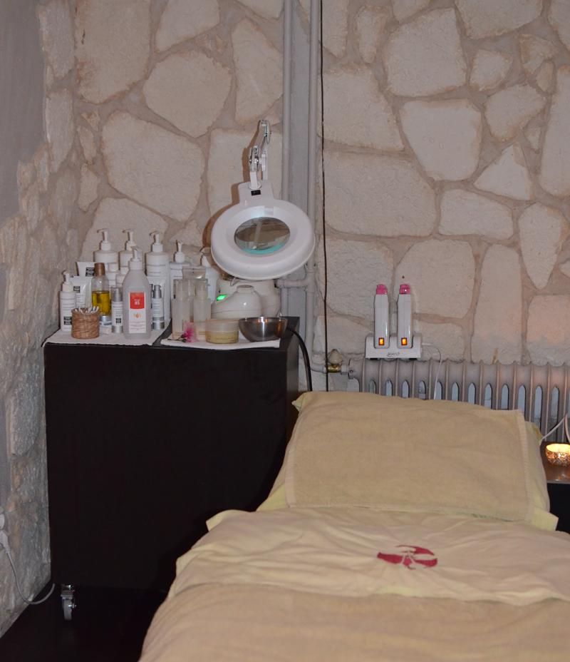 Såhär ser behandlingsrummen på Sparadiset ut
