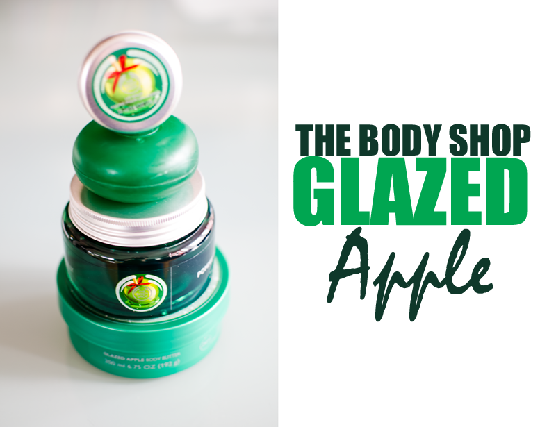 The Body Shop Glazed Apple