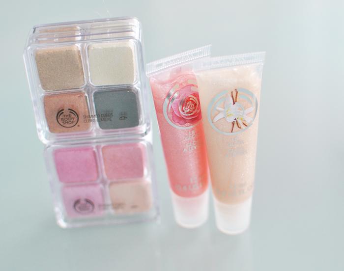 The Body Shop släpper två nya shimmer cubes med matchande läppglans