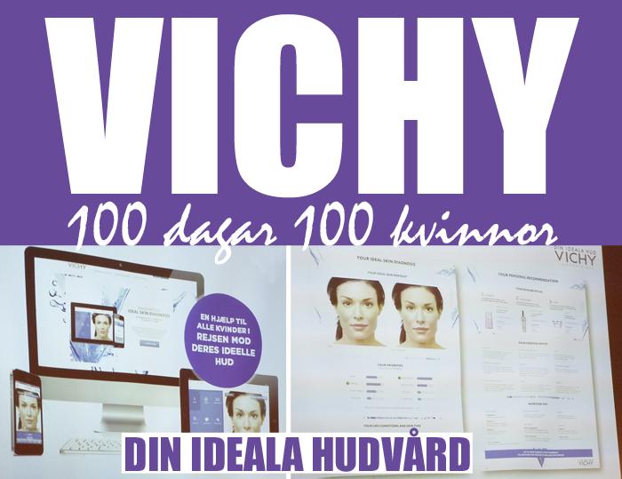 Vichy bjuder in 100kvinnor att testa sin ideala hudvårdsrutin i 100dagar