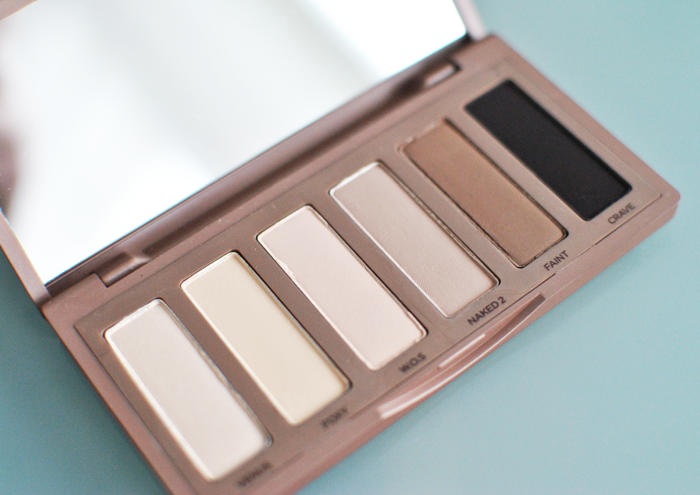 Vinn Naked Basic Paletten från Urban Decay