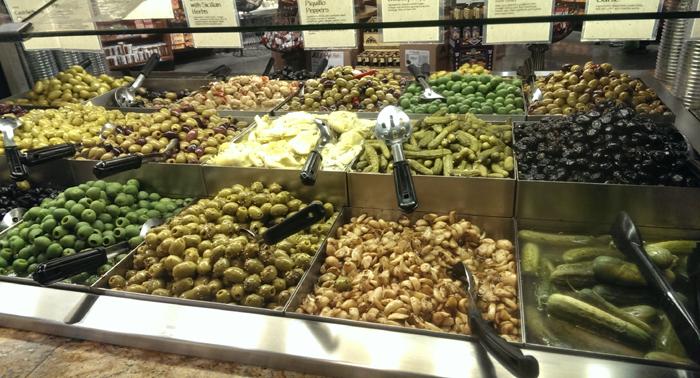 Olive mm till självplock