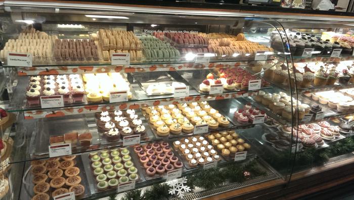 För att inte tala om dessertdisken!